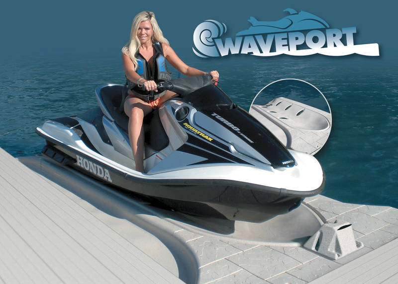 Waveport Water Craft Drive On