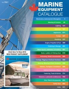 Marine Equipment Catalogue 2018
