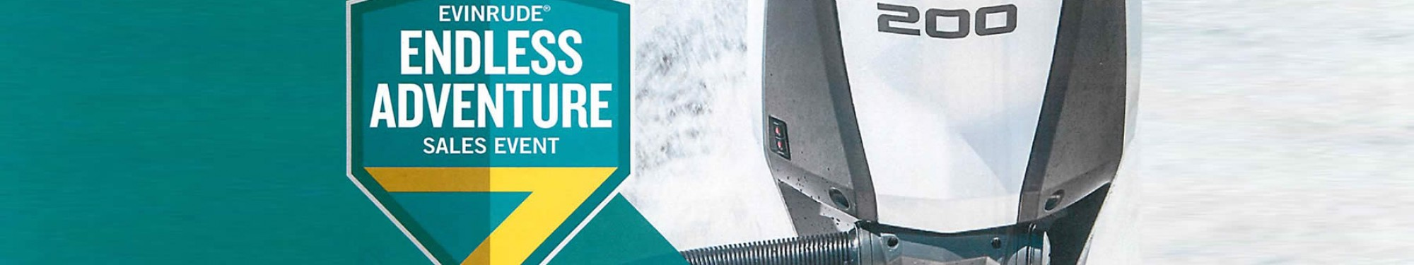 7 year coverage on Evinrude Engines at Anchor Marine - offer ends soon!