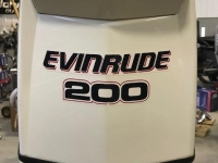 2010 200hp Evinrude
