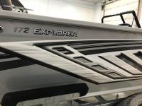 2019 Smoker Craft 172 Explorer/Evinrude 135HO