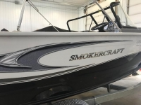 2019 Smoker Craft 182 Ultima Legacy (Grey) / Evinrude 150HP