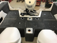 2019 Smoker Craft 182 Ultima Legacy (Red) / Evinrude 150HP