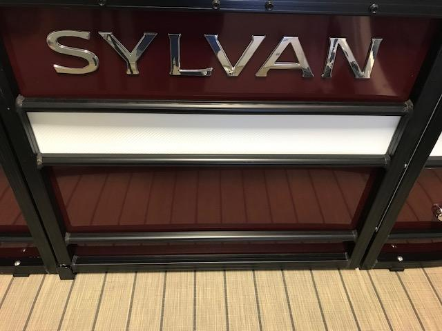 2019 Sylvan Mirage 8522 Party Fish LE