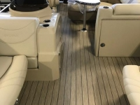 2019 Sylvan Mirage 8522 CNF (Caribou Brown) - 150HP