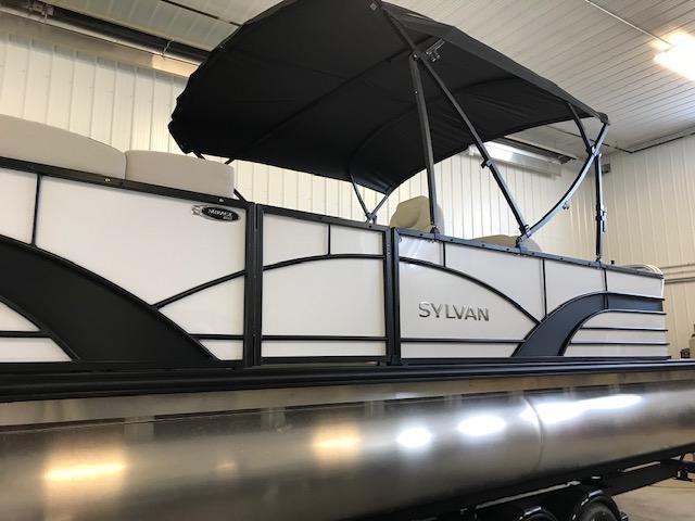 2019 Sylvan Mirage 8522 CRS RL Tri-toon