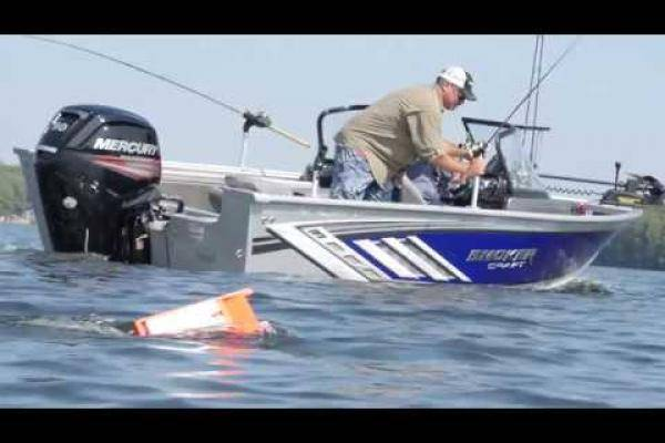 2021 Smoker Craft 172 Pro Angler XL
