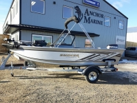 Smoker Craft 162 Pro Angler XL Aluminum Fishing Boat