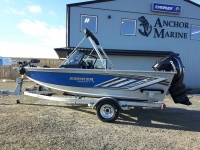 Smoker Craft 182 Pro Mag Aluminum Fishing Boat
