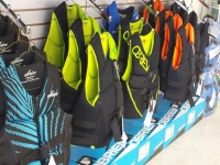 Come see the spacious showroom of water toys and boat accessories at Anchor Marine.