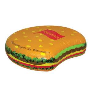 Margaritaville Inflatable Pool Float Cheeseburger in Paradise