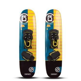 O'Brien Pro Trac Trick Skis