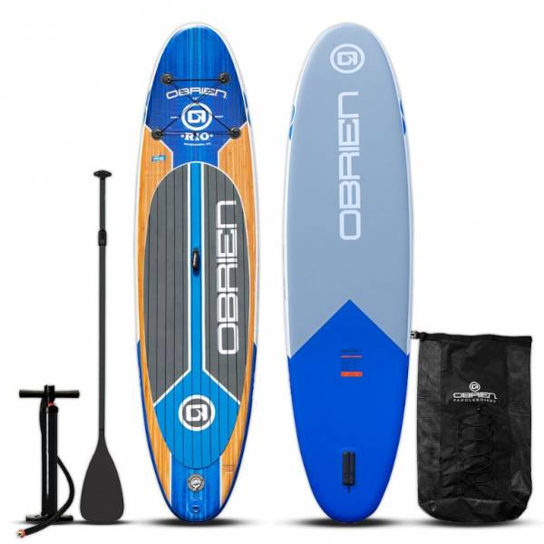 O'Brien Rio  Inflatable SUP Package