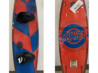 O'Brien 142 Format Wakeboard Combo