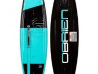O'Brien Valhalla 138 Wakeboard Combo