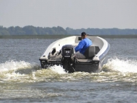 Warrior V1890 Backtroller Fishing Boat