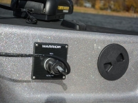 Warrior V1898 DC Fishing Boat - Bow Panel