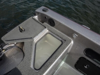 Warrior V1898 DC Fishing Boat - Rear Livewell