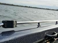 Warrior V193 DC Fishing Boat - Stainless Rail Option