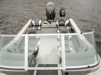 Warrior V208 DC Fishing Boat - Cockpit