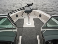 Warrior V208 DC Fishing Boat - Front Deck