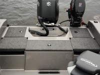 Warrior V208 DC Fishing Boat - Rear Casting Deck