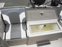 Warrior V208 DC Fishing Boat - Jump Seat / Rear Livewell