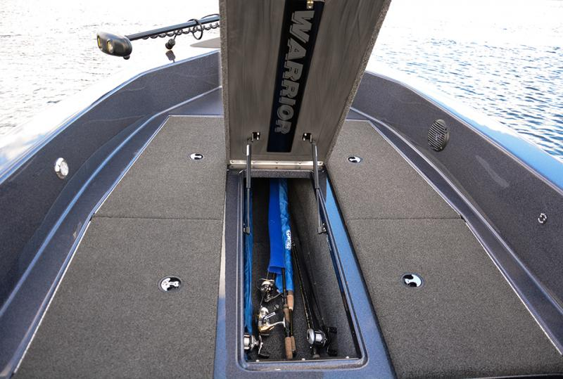 Warrior V2090 Backtroller Fishing Boat - Anchor Marine 2015 Inc