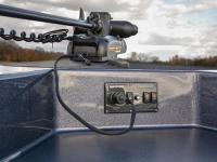 Warrior V21-21 DC Fishing Boat - Bow Panel