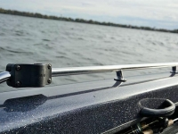 Warrior V21-21 DC Fishing Boat - Stainless Rail Option